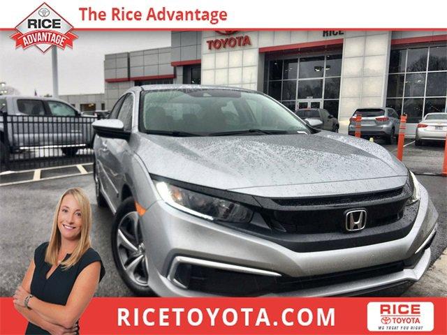 2019 Honda Civic LX Sedan image