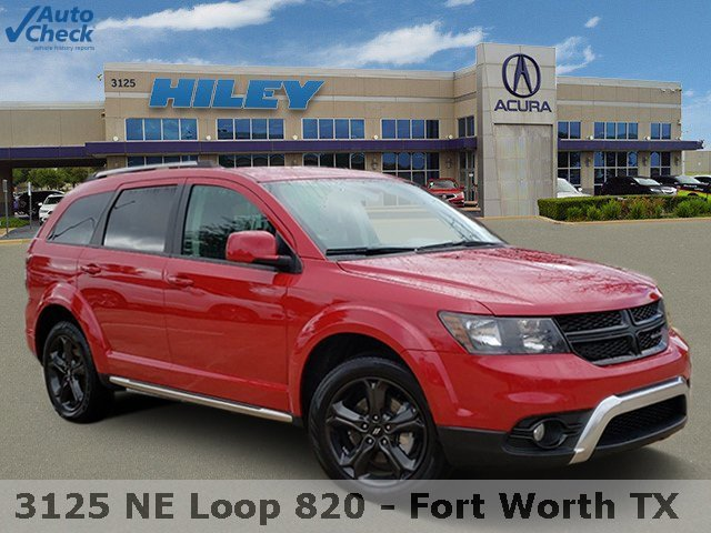 2019 Dodge Journey AWD Crossroad image