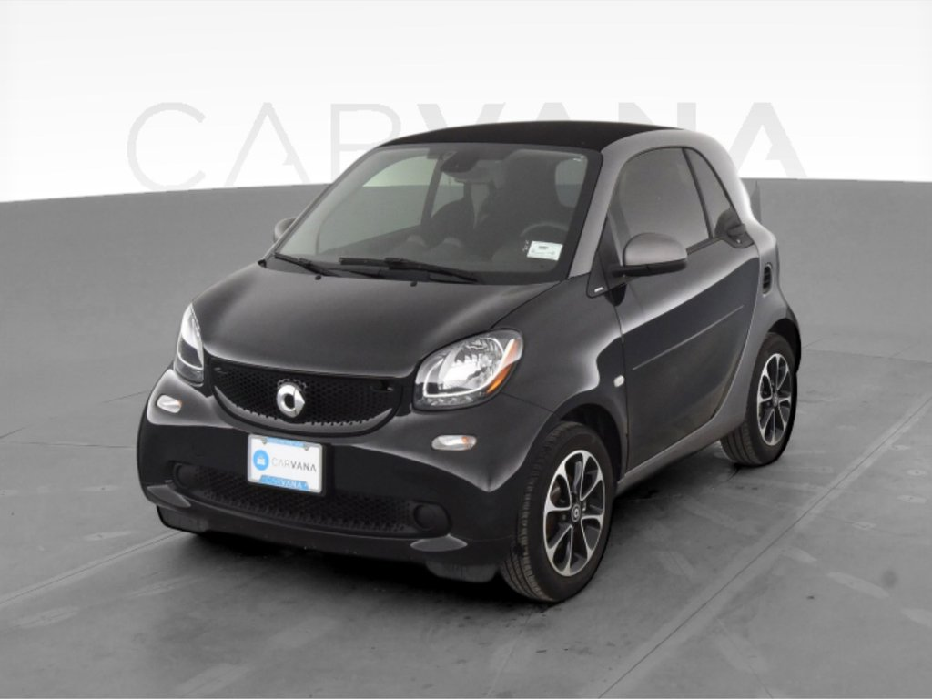 2017 smart fortwo Coupe image