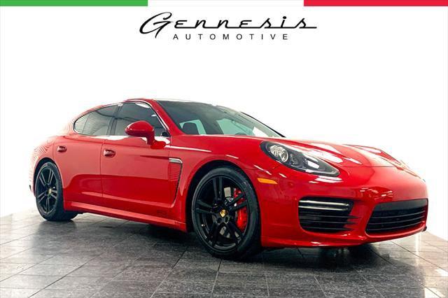 2015 Porsche Panamera GTS image