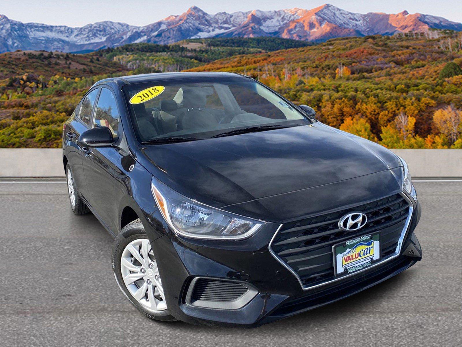 2018 Hyundai Accent SE image