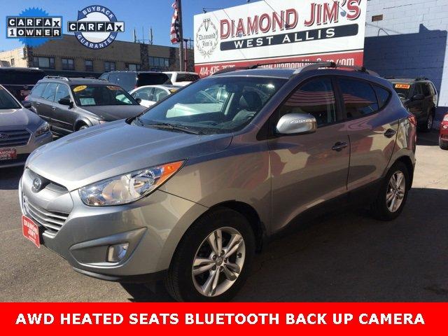 2013 Hyundai Tucson GLS image
