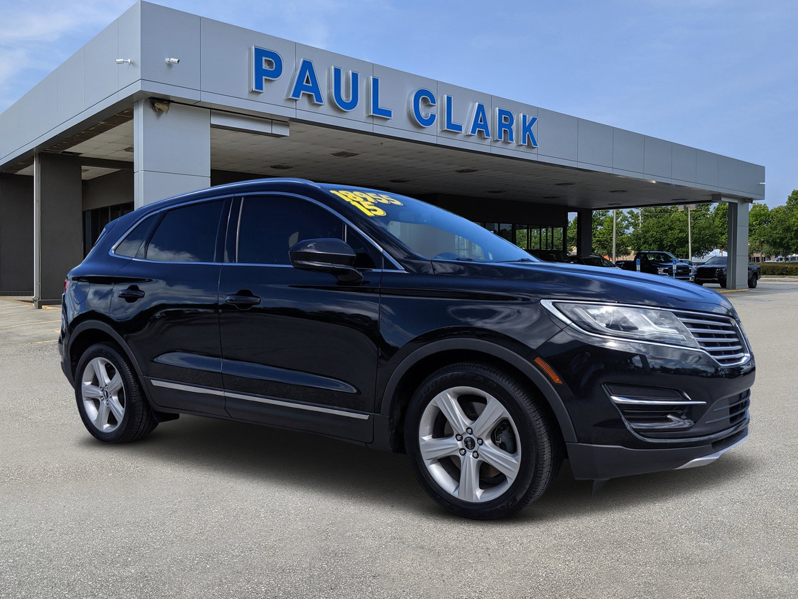 2015 Lincoln MKC FWD image