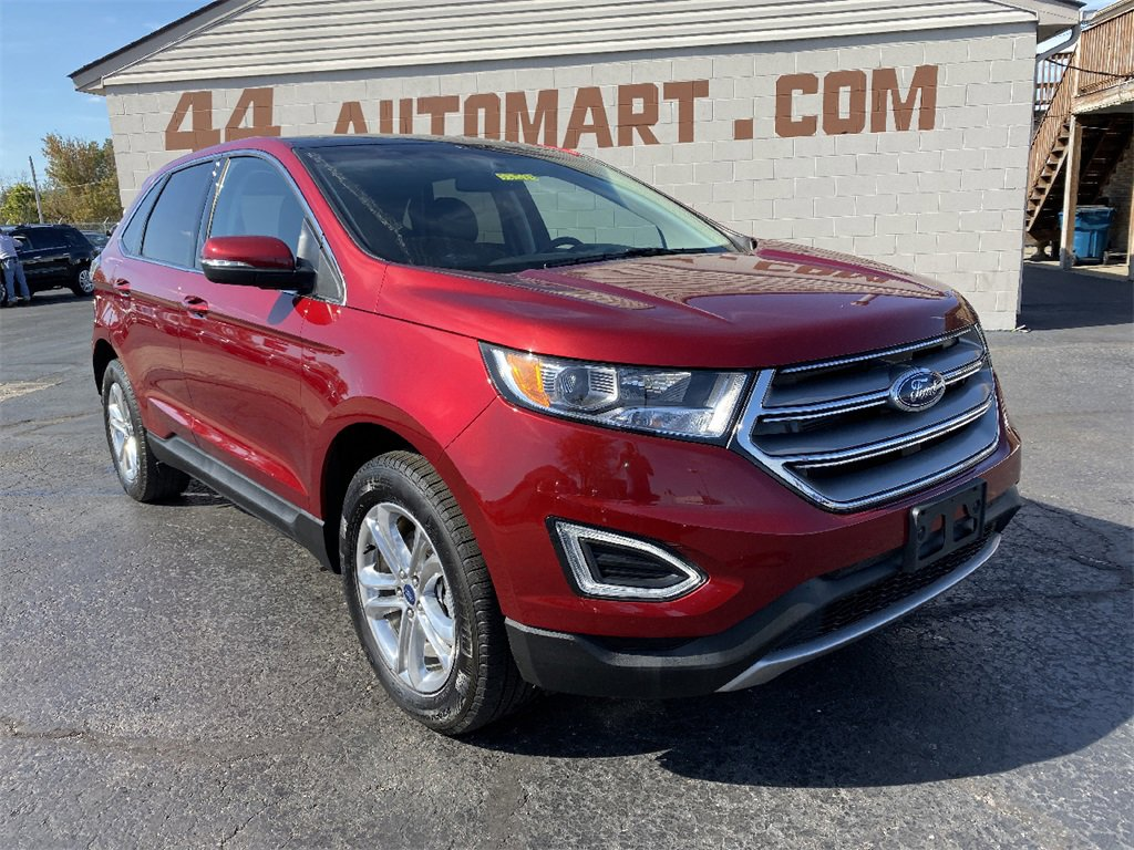 2016 Ford Edge FWD SEL image