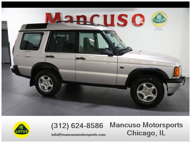 Land Rover Discovery Under 500 Dollars Down
