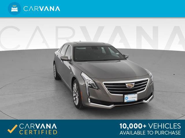 2018 Cadillac CT6 3.6 Premium Luxury AWD image
