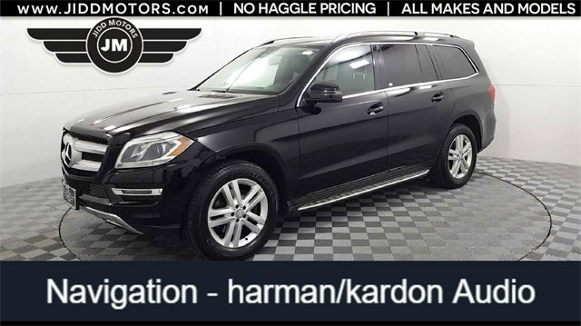 2014 Mercedes-Benz GL 450 4MATIC image