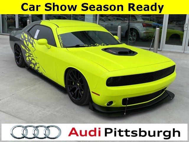 2017 Dodge Challenger Scat Pack image