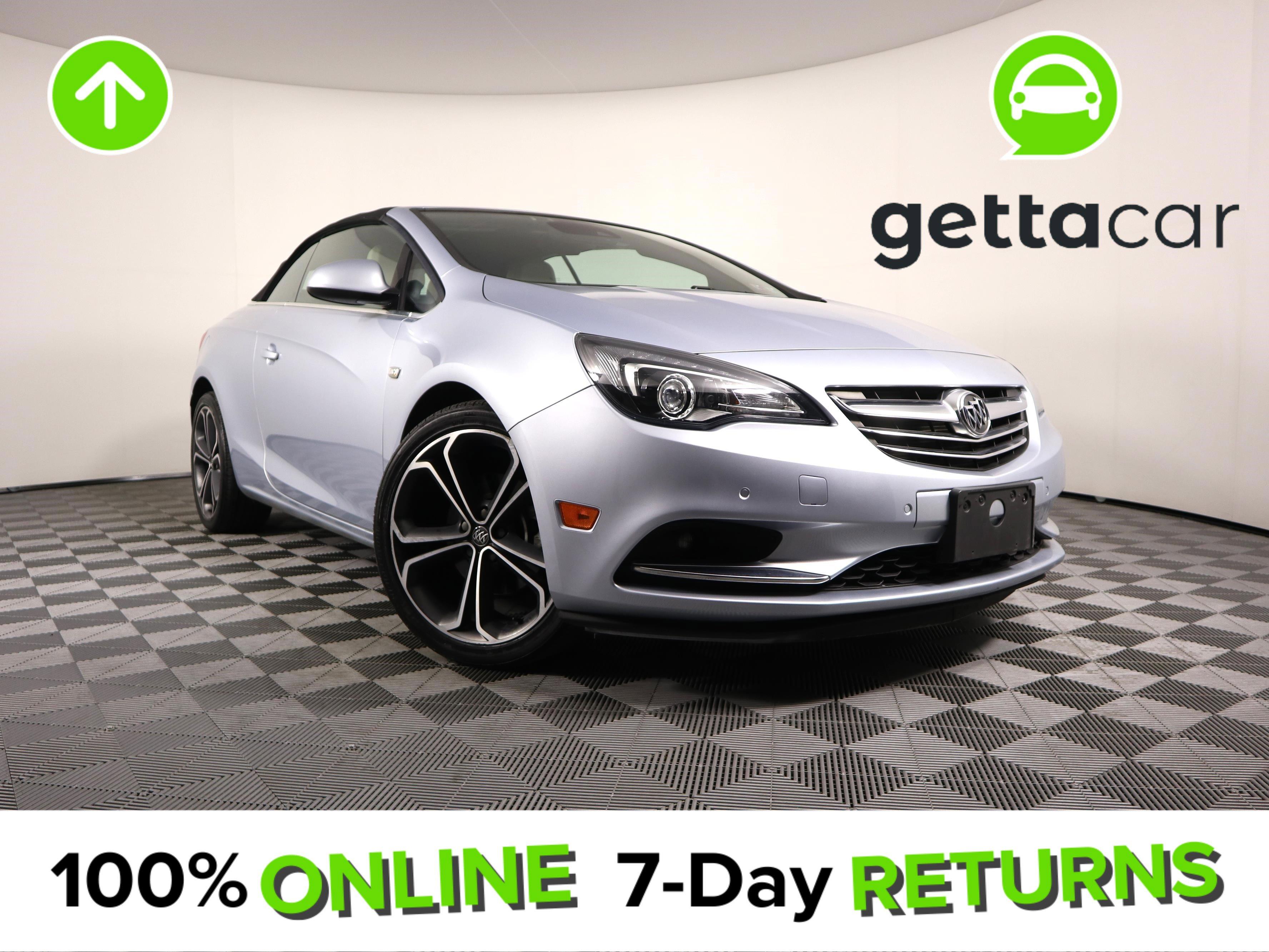 2016 Buick Cascada Premium image