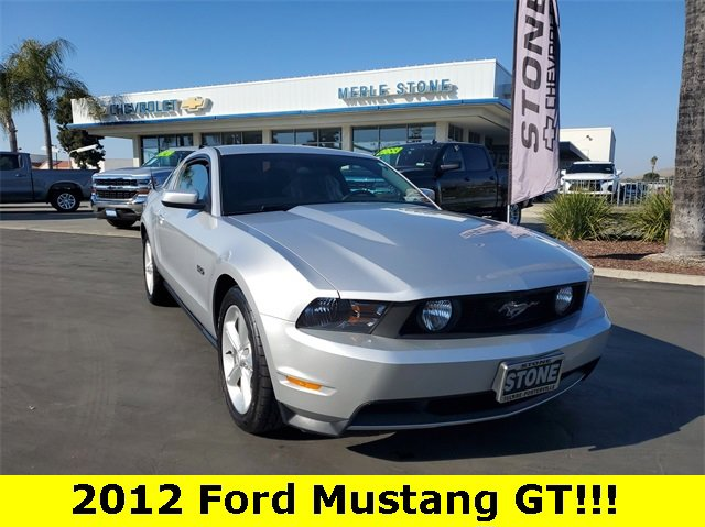 2012 Ford Mustang GT Coupe image