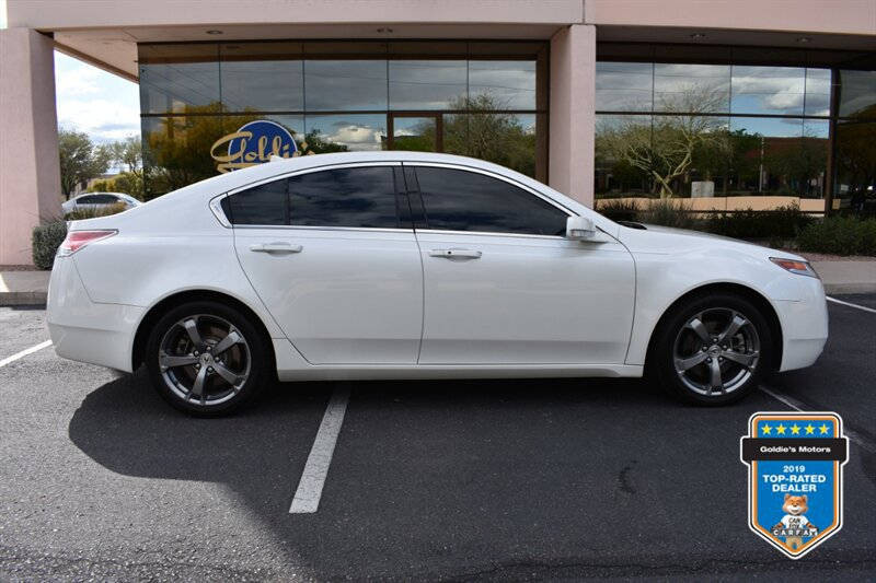 2011 Acura TL SH-AWD w/ Technology Package image