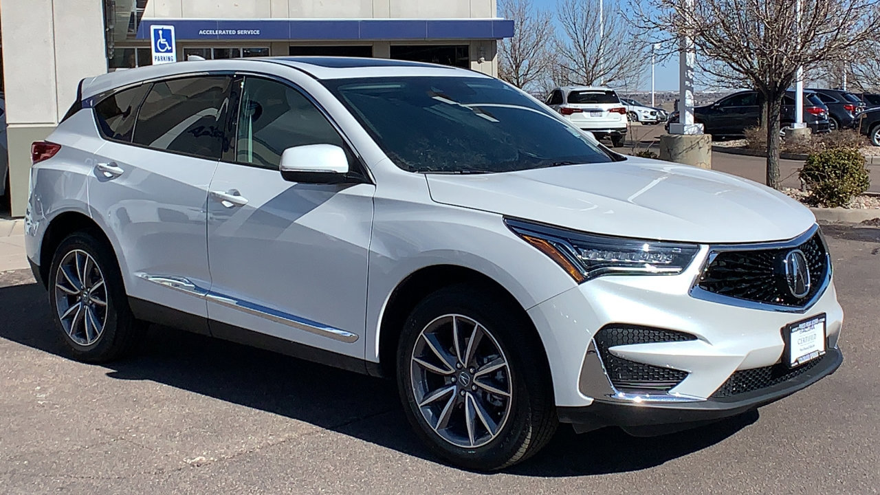 2020 Acura RDX AWD w/ Technology Package image
