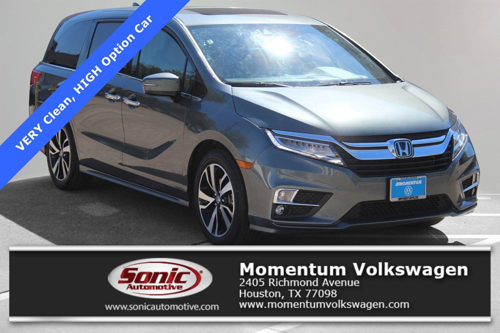 2018 Honda Odyssey Elite image