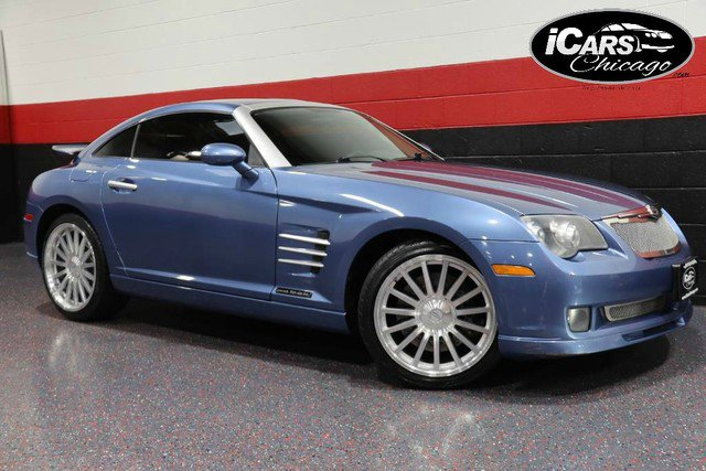 2005 Chrysler Crossfire SRT-6 Coupe image