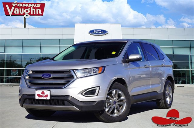 2015 Ford Edge FWD SEL image