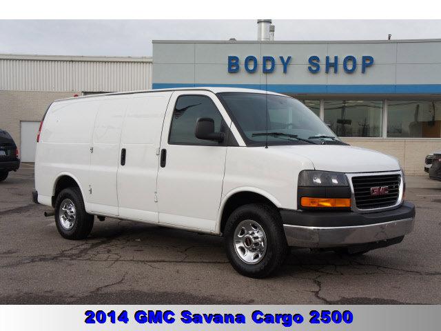 2014 GMC Savana 2500  image