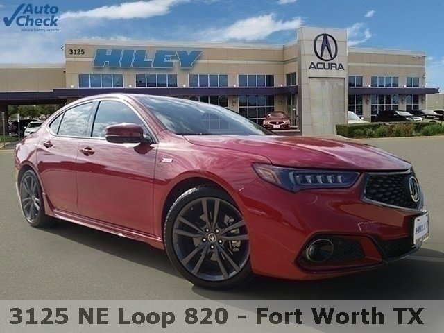 2019 Acura TLX w/ Technology & A-SPEC Pkg image