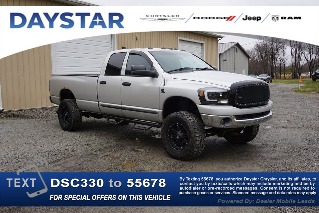 Dodge Ram 2500 Truck Under 500 Dollars Down