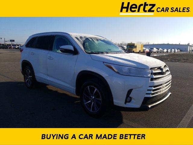 2018 Toyota Highlander XLE image