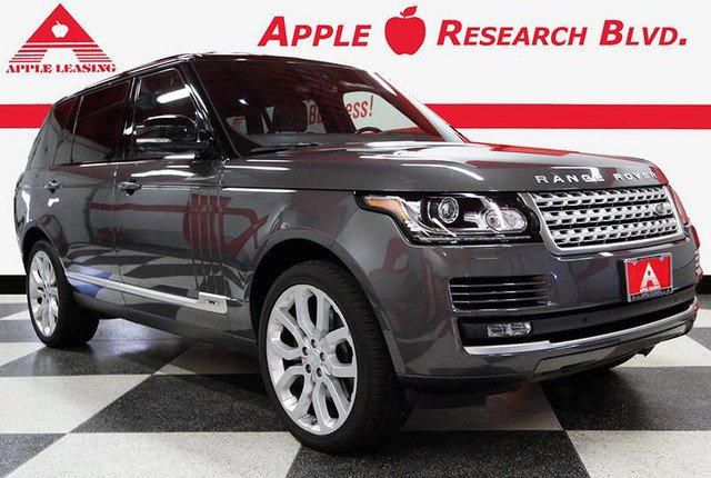 2016 Land Rover Range Rover Long Wheelbase Supercharged image