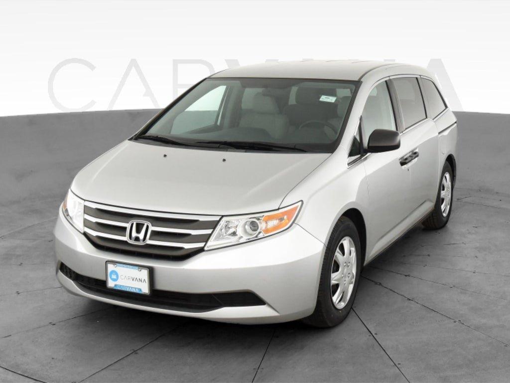2013 Honda Odyssey LX image