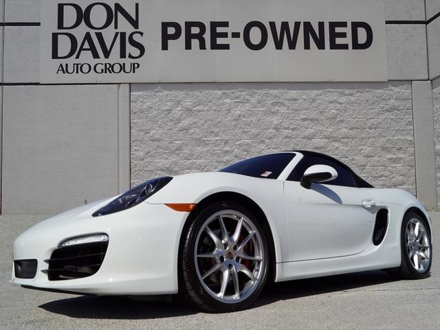 2014 Porsche Boxster S image