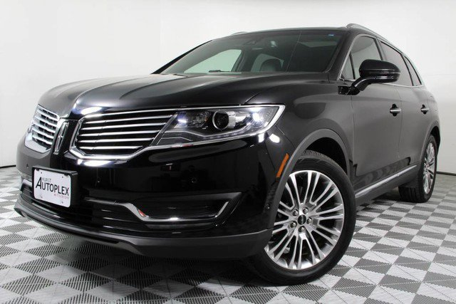 2018 Lincoln MKX FWD Reserve image