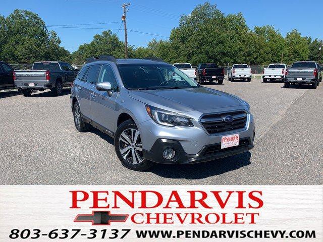 2018 Subaru Outback 2.5i Limited image
