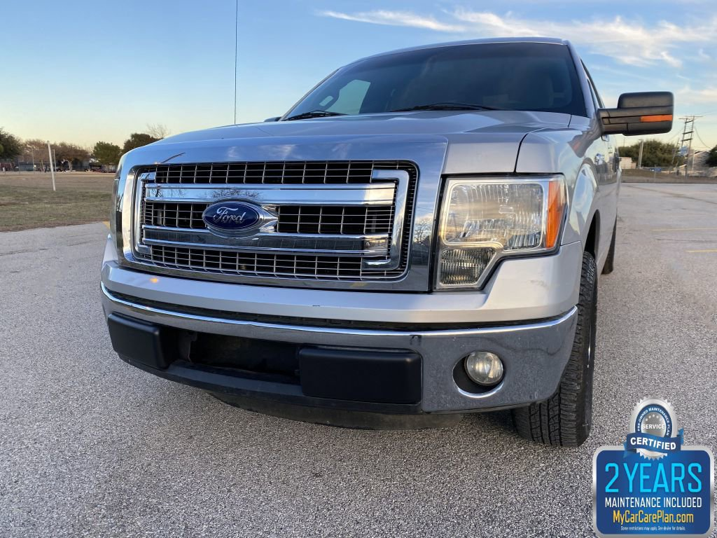 2014 Ford F150 2WD SuperCrew image