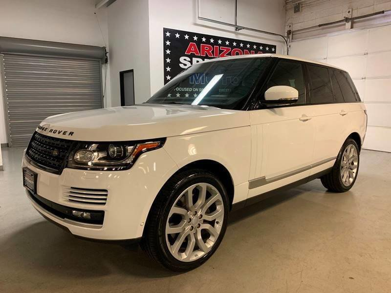 2013 Land Rover Range Rover HSE image