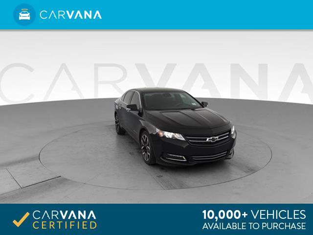 2016 Chevrolet Impala LTZ image