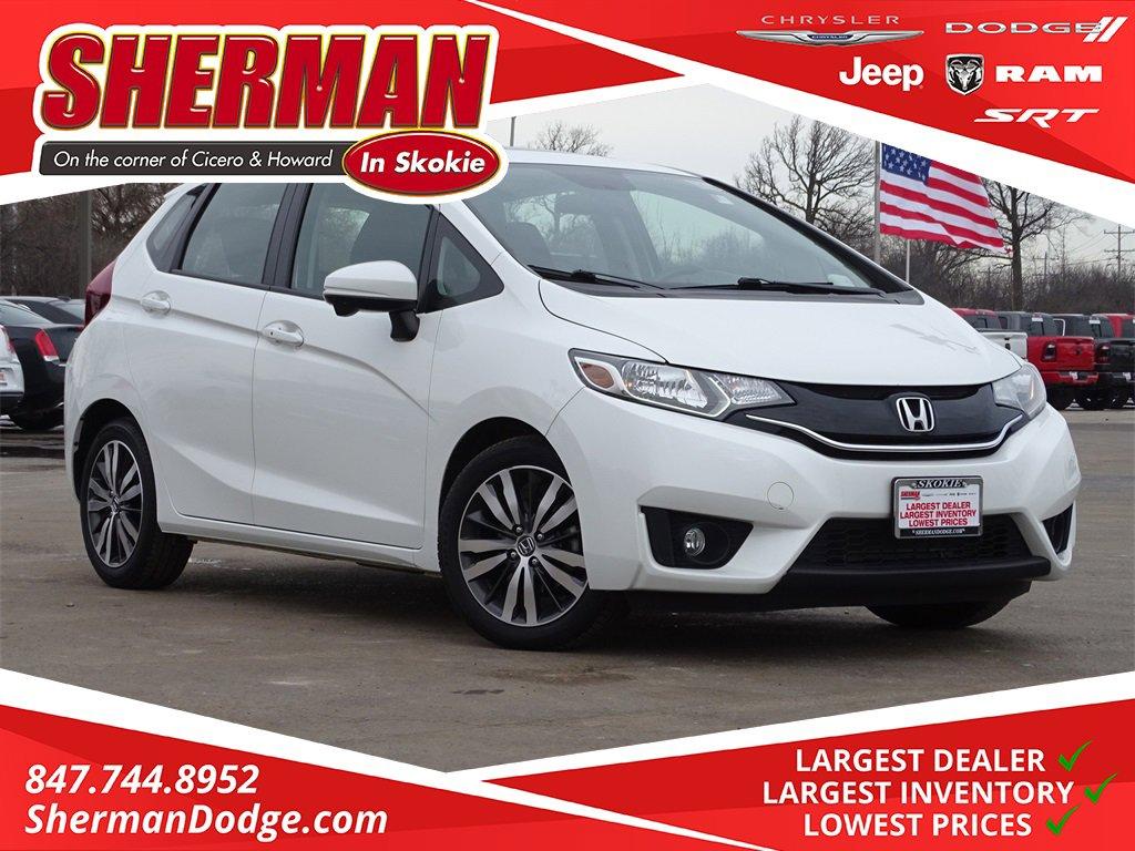 2015 Honda Fit EX image