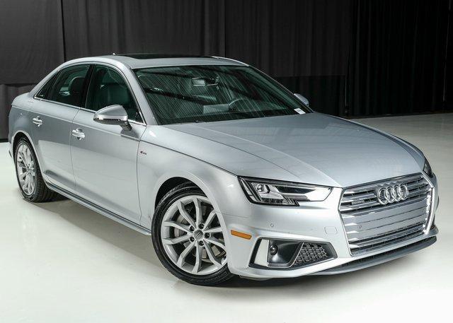 2019 Audi A4 2.0T Premium Plus quattro Sdn image