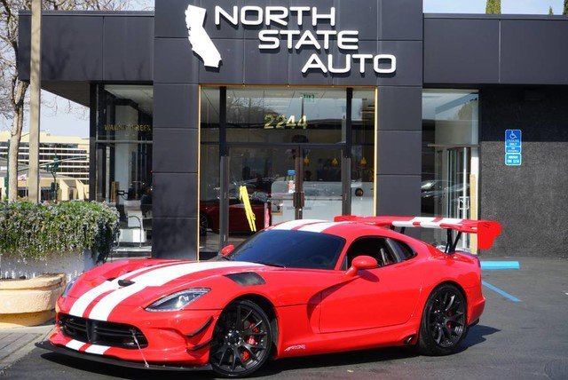 2016 Dodge Viper ACR w/ Extreme Aero Package image