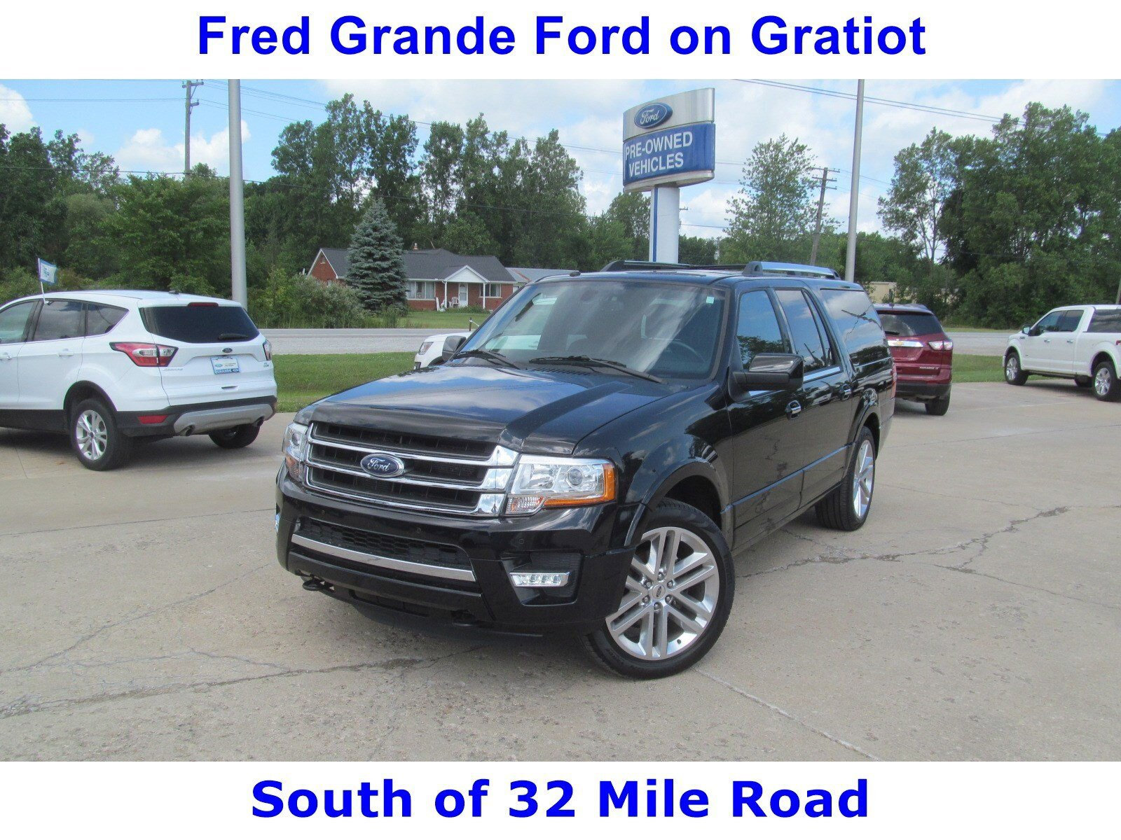 certified ford expedition el for sale in ypsilanti mi autotrader autotrader