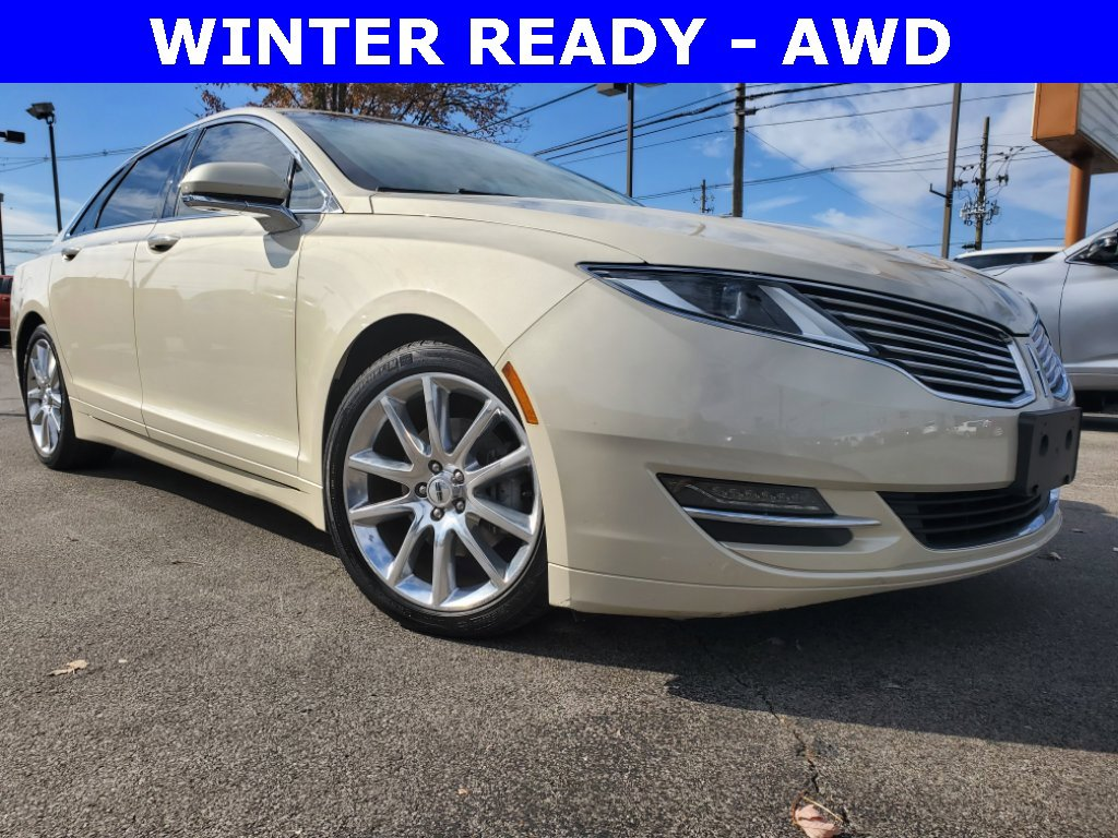 2016 Lincoln MKZ AWD image
