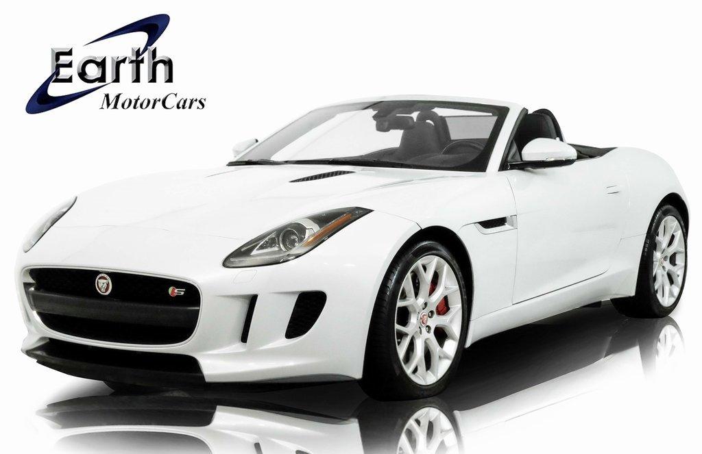 2016 Jaguar F-TYPE S Convertible image