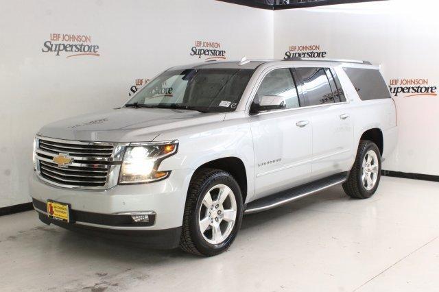2016 Chevrolet Suburban LT image