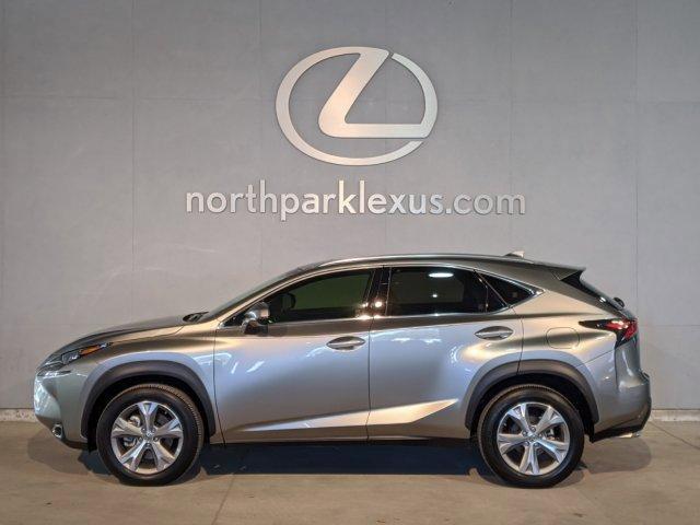 2017 Lexus NX 200t FWD image
