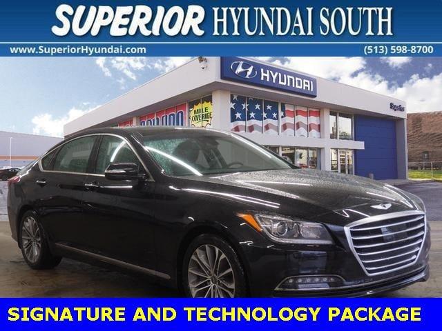 2016 Hyundai Genesis 3.8 image