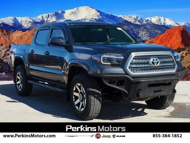 2017 Toyota Tacoma SR image
