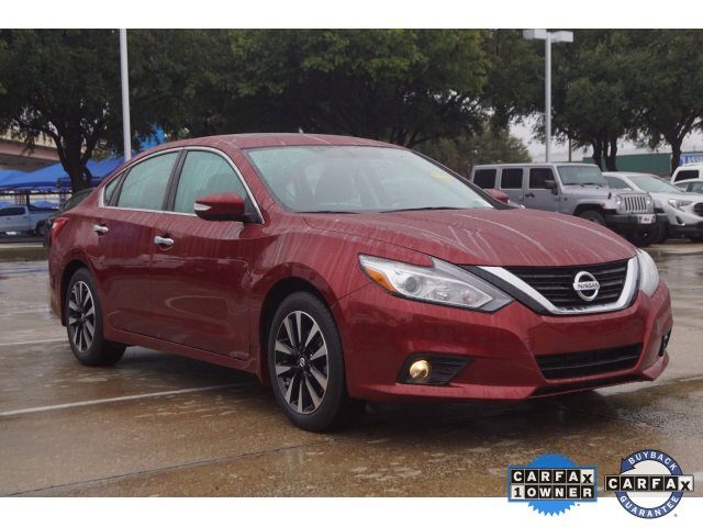 2017 Nissan Altima 2.5 SV Sedan image
