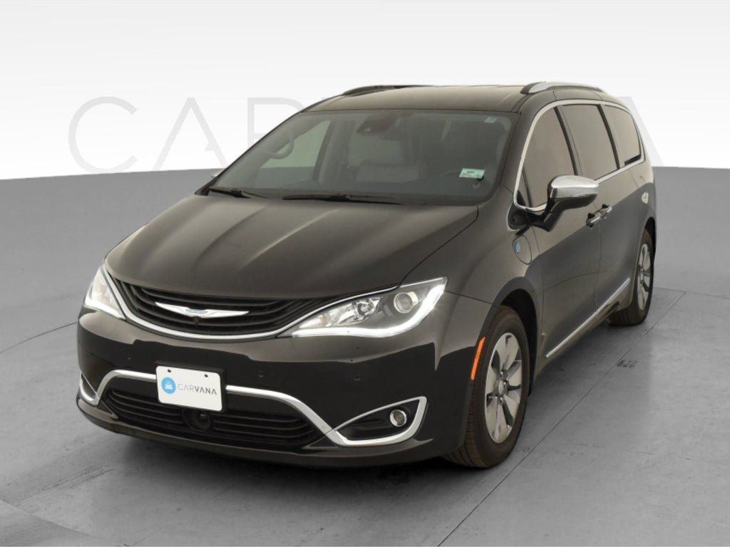 2018 Chrysler Pacifica Hybrid Limited image