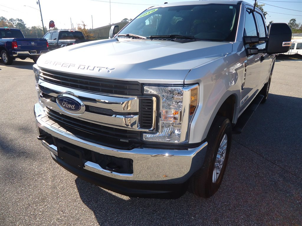 2019 Ford F250 XLT image