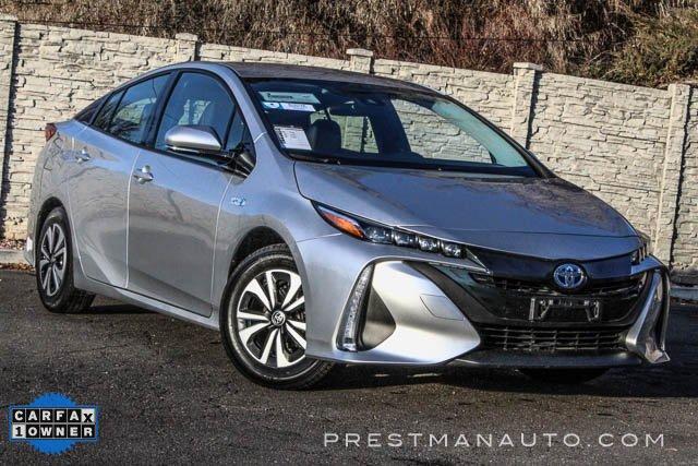 2018 Toyota Prius Prime  image