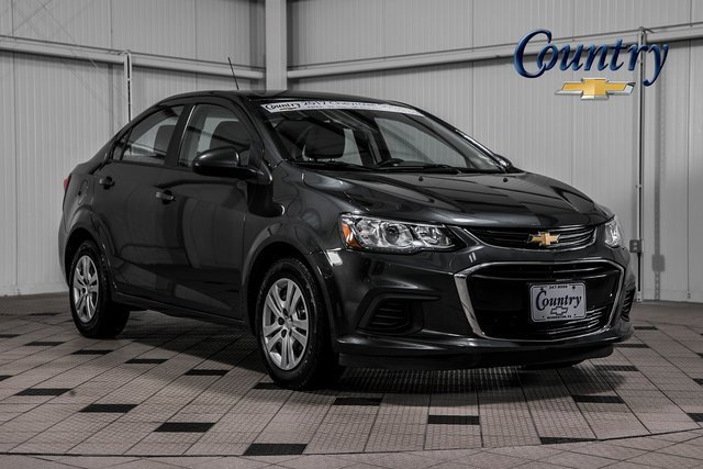 2017 Chevrolet Sonic LS Sedan image