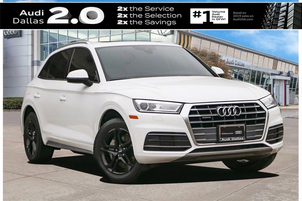 2018 Audi Q5 2.0T Premium image