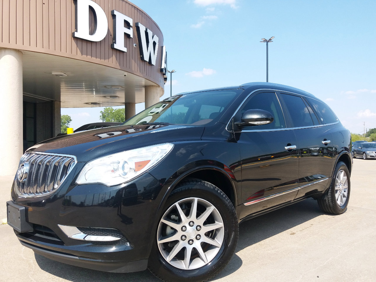 2014 Buick Enclave FWD Leather image