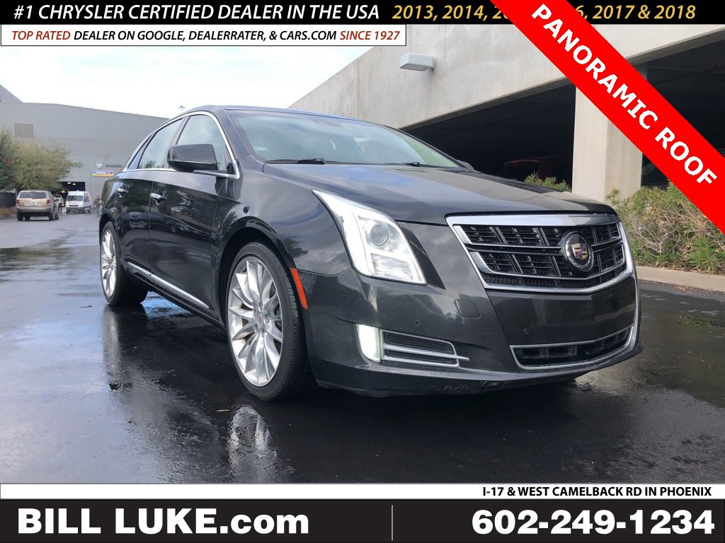 2014 Cadillac XTS Vsport Platinum AWD image