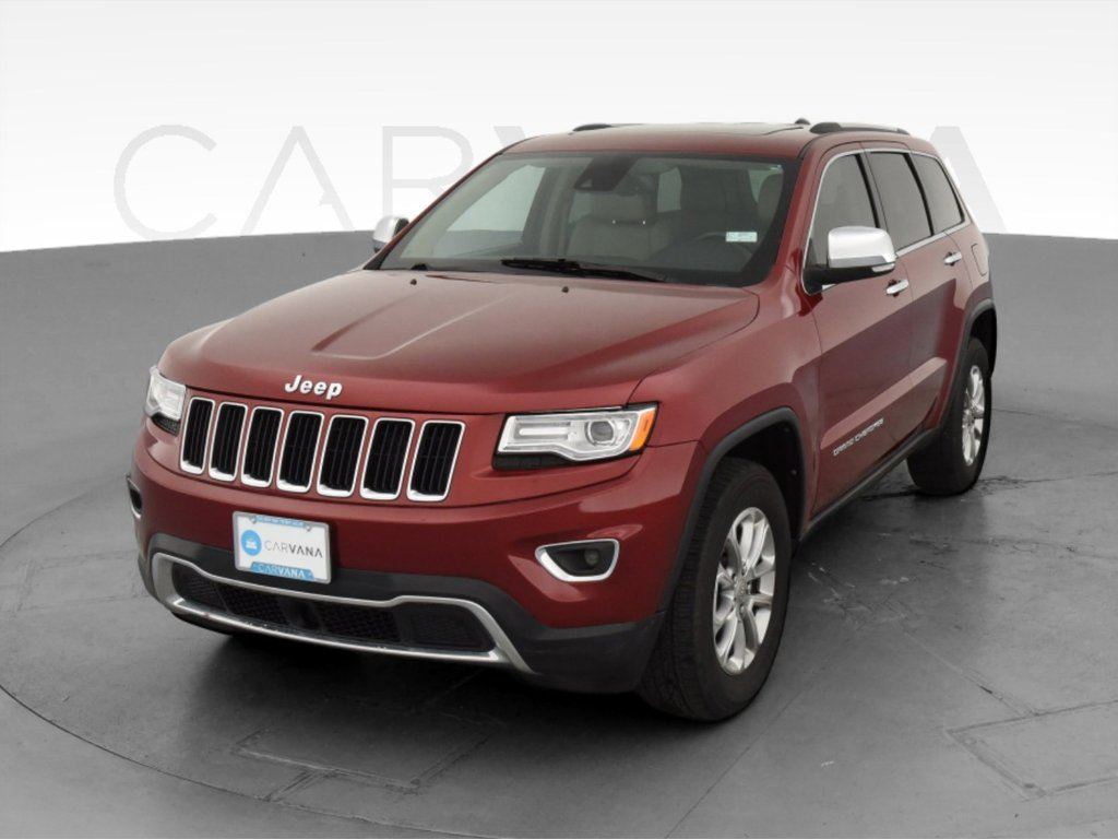 2014 Jeep Grand Cherokee Limited image
